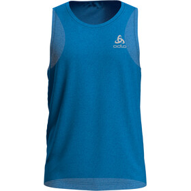 Odlo Millennium Element Tanktop Heren, blue aster melange